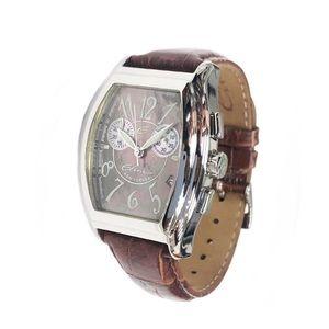ELINI New Yorker ఌ Mother of Pearl Quartz Watch ఌ